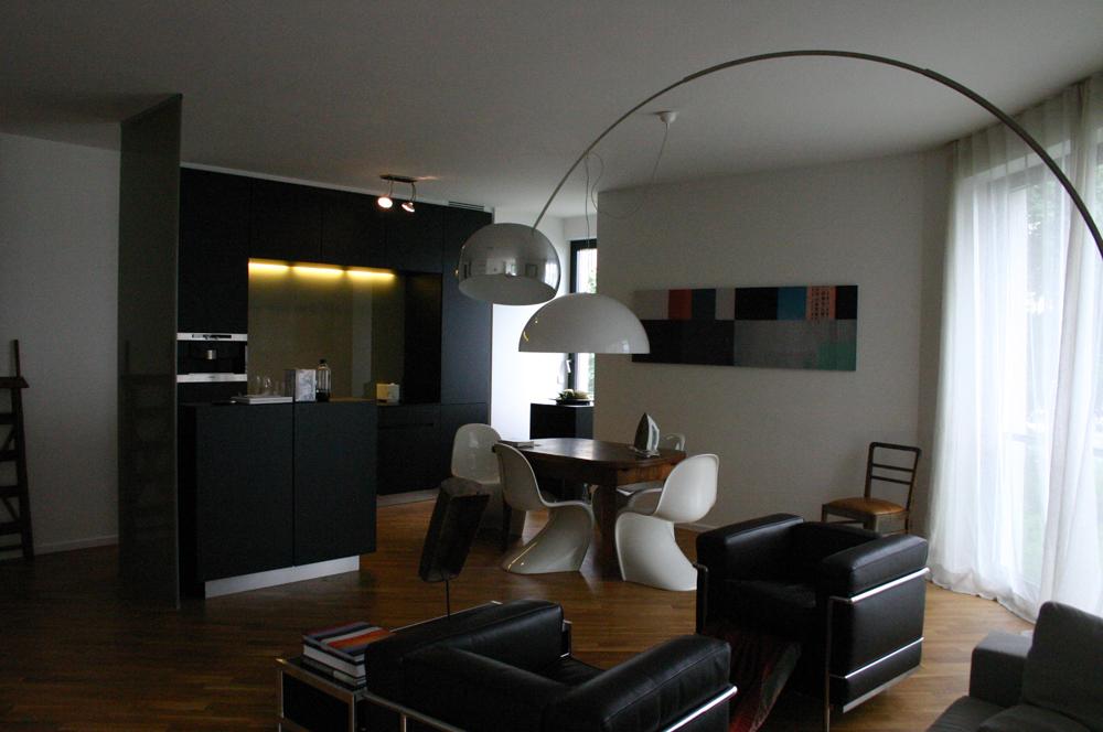 Loft wohnung modern luxus beste bildideen zu hause design for Wohnung design modern